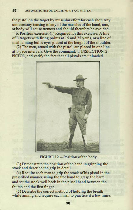 M1911 Manual - Page 44