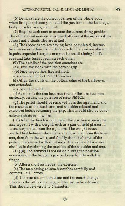 M1911 Manual - Page 45