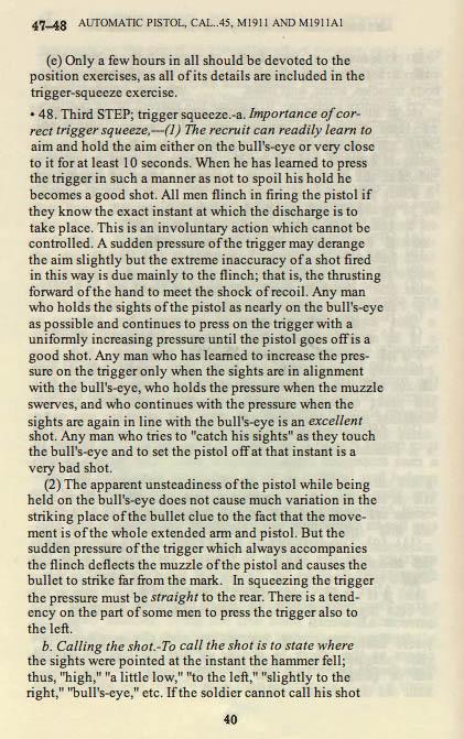 M1911 Manual - Page 46