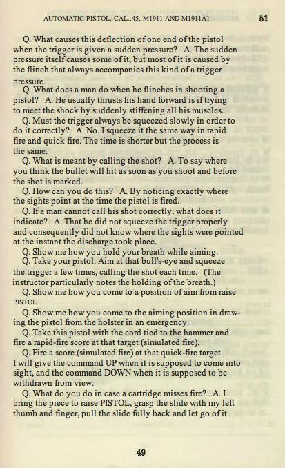 M1911 Manual - Page 55