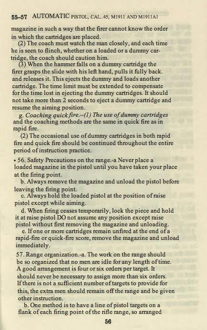M1911 Manual - Page 62